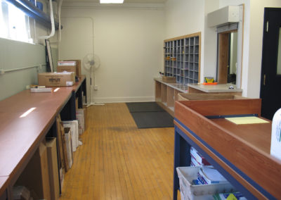 LVC Mail Room